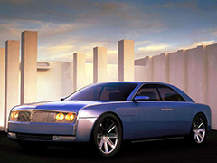 Прототип Continental представят на автосалоне в Нью-Йорке