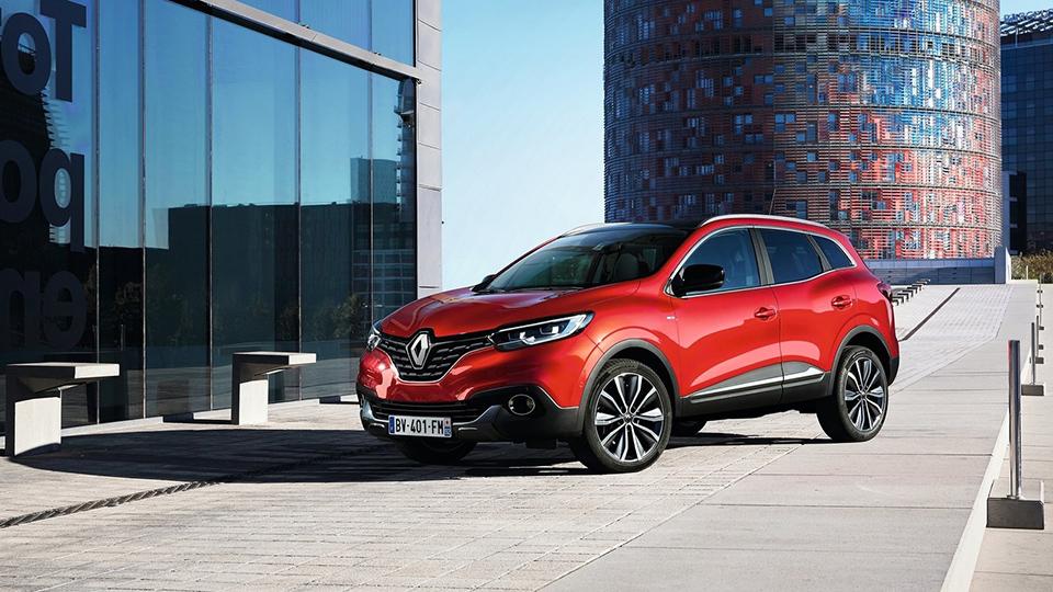 В RenaultSport изучают возможностью создания «заряженный» вариантов Captur и Kadjar