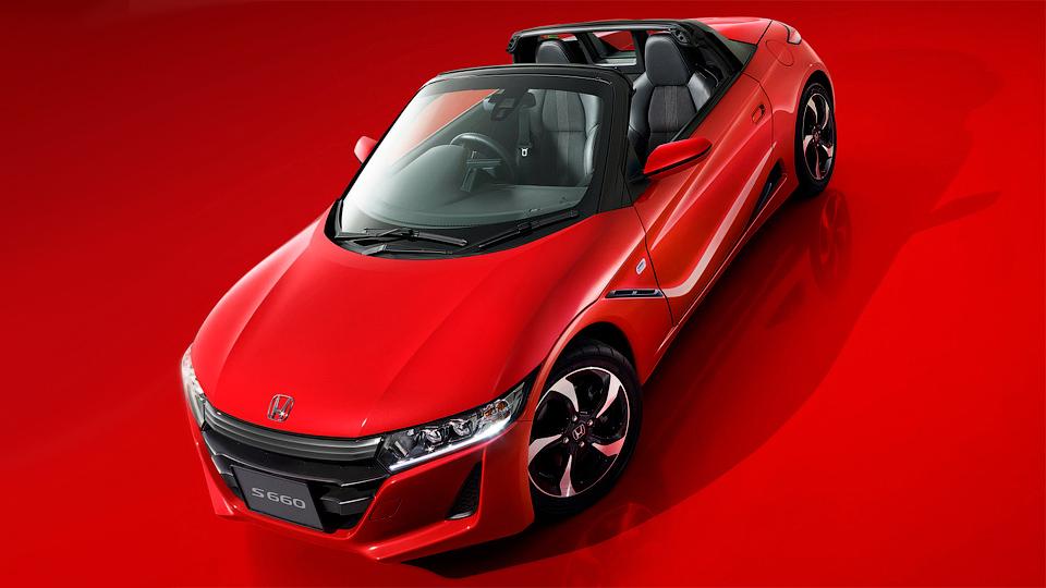 «Хонда» запустила в серию «микрородстер»