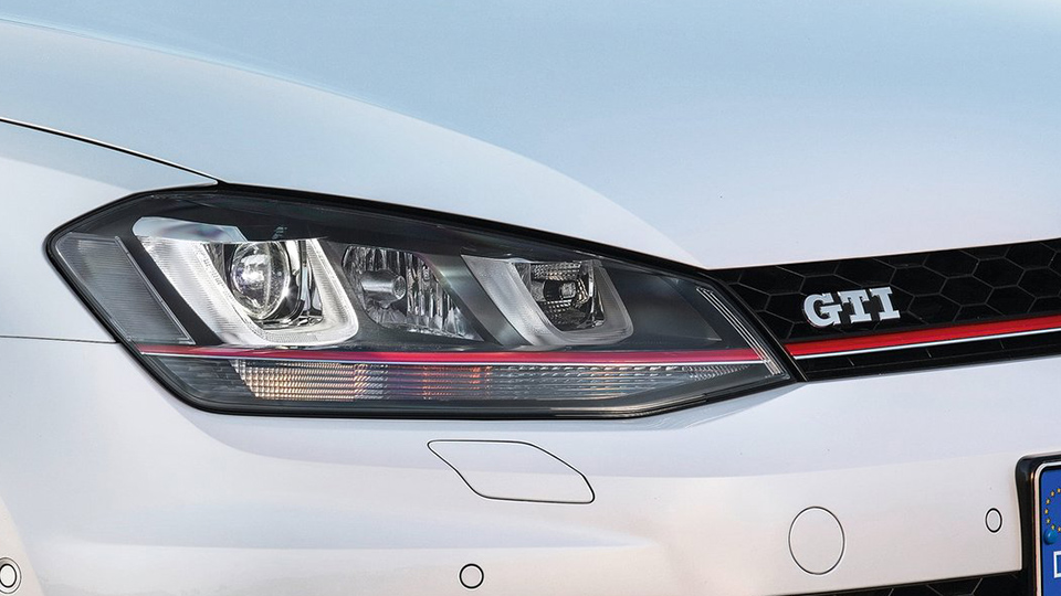 Стажеры Volkswagen разработают собственный Golf GTI