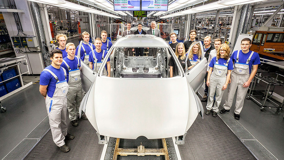Особый вариант хот-хэтча Volkswagen покажут на фестивале Wörthersee