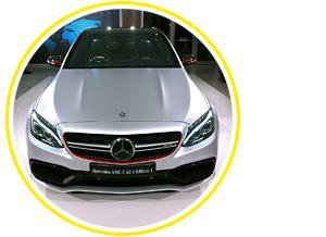 Встречайте новый Mercedes C 63 AMG, его версию S и полноприводный C 450. Фото 9