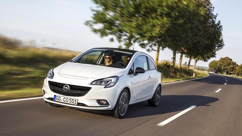 Opel перевел «Корсу» на газ