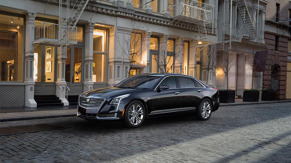 Cadillac представил новую флагманскую модель