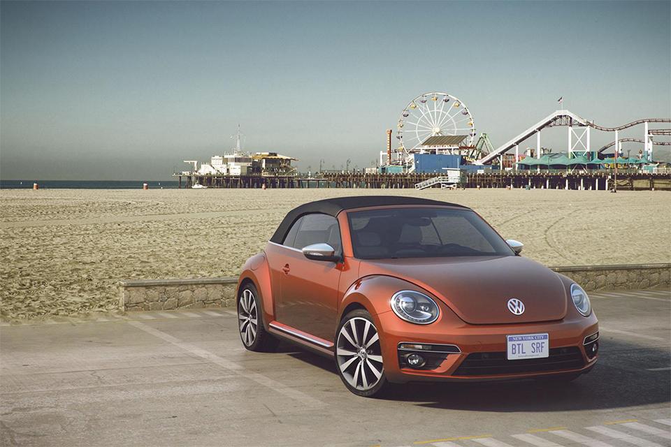 Четыре новых концепта Volkswagen покажут в Нью-Йорке