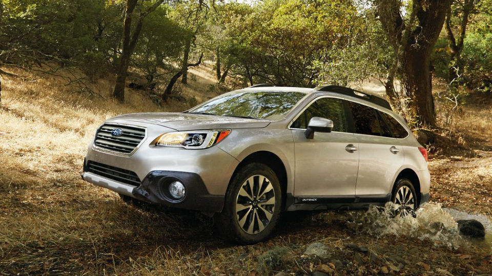 В Subaru рассказали о новом универсале Outback для России
