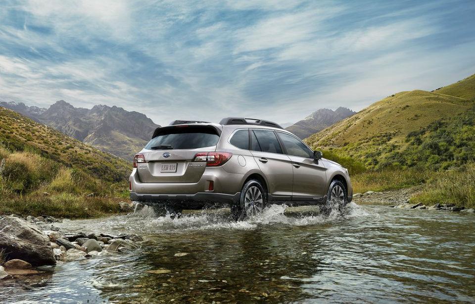 Продажи Subaru Outback нового поколения стартуют летом