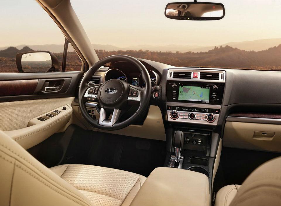 Продажи Subaru Outback нового поколения стартуют летом  . Фото 1