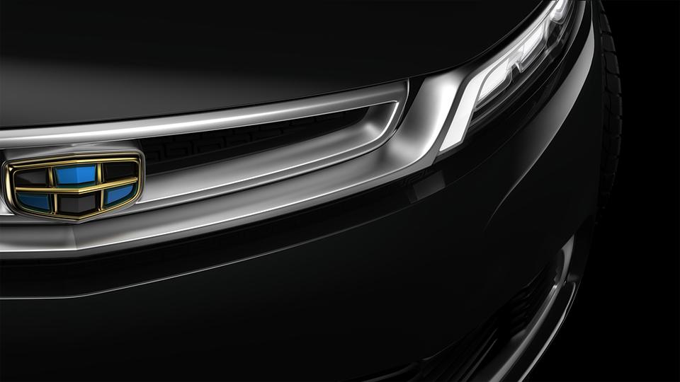Компания Geely анонсировала «абсолютно новый седан»