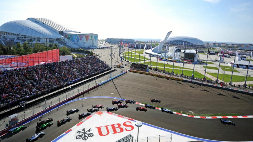 Названа дата начала продаж билетов на Гран-при России