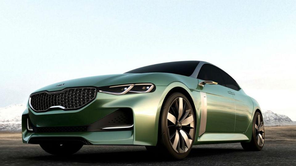 Kia намекнула концептом на новую линейку компактных машин
