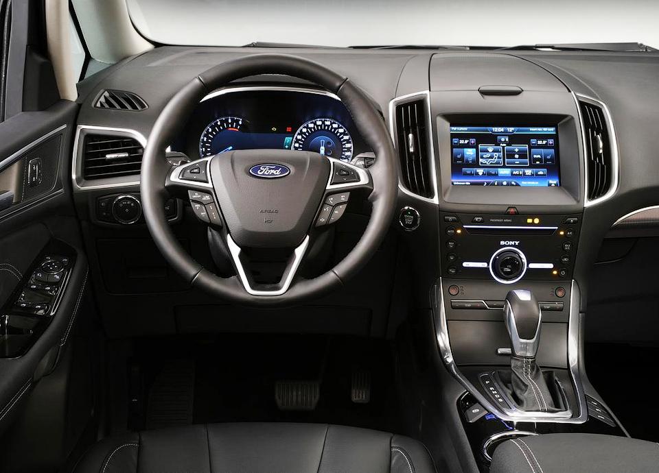 Дебютировал Ford Galaxy четвертого поколения. Фото 2