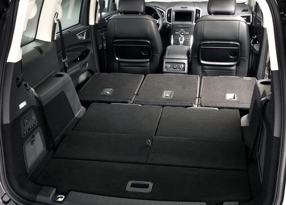 Дебютировал Ford Galaxy четвертого поколения