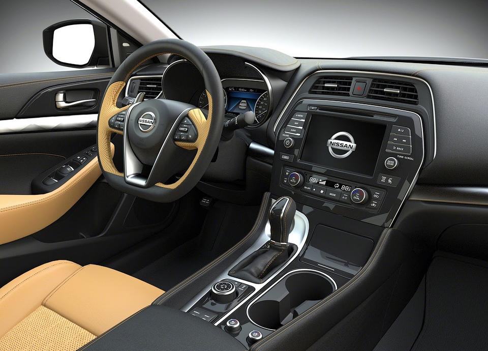 Японская компания представила седан Maxima нового поколения . Фото 1