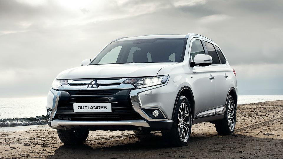 Mitsubishi назвала сроки появления обновленного Outlander в России