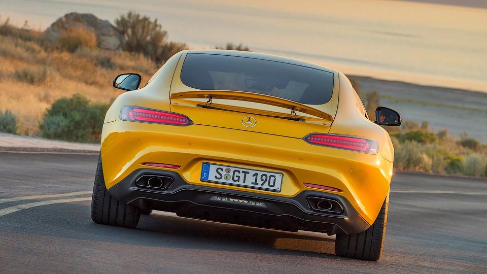 «Мерседес» выпустит конкурента Porsche Panamera