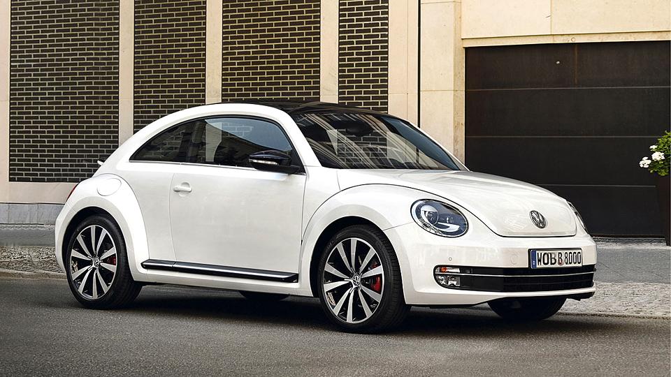 Топ-менеджер Volkswagen опроверг отказ от «Жука»