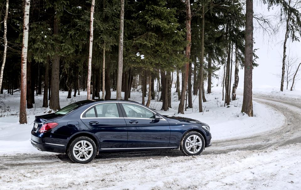 Длительный тест Mercedes-Benz С-Класса: часть вторая. Фото 4