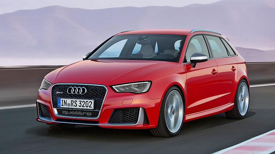 Audi назвала рублевую цену самого мощного хот-хэтча в мире
