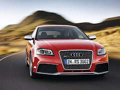 367-сильный Audi RS3 будут поставлять по индивидуальным заказам