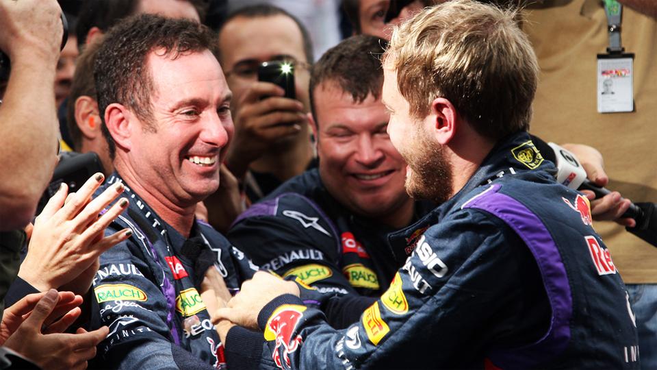 Бывший главный механик Red Bull стал топ-менеджером «Теслы»