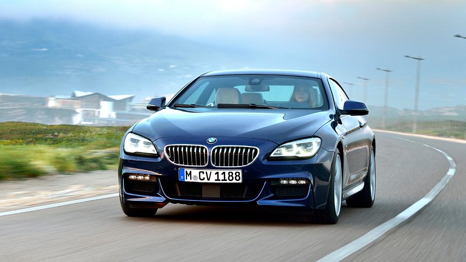 Несколько простых вопросов к обновленным BMW 1- и 6-серии. Фото 2