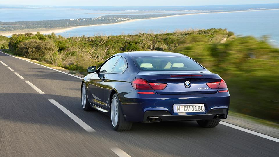 Несколько простых вопросов к обновленным BMW 1- и 6-серии. Фото 3