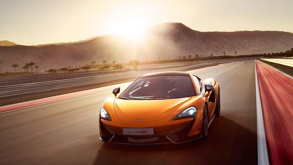 Дешевый суперкар McLaren первыми увидят китайцы