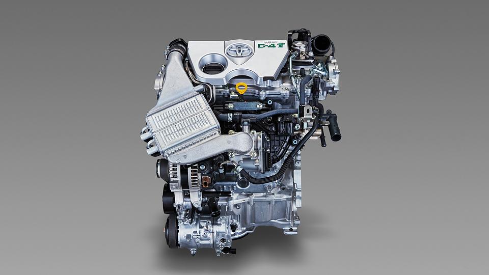 «Тойота» представила второй новый турбомотор