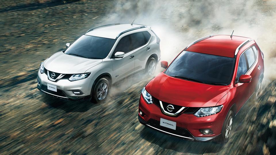 Nissan сделал X-Trail гибридным