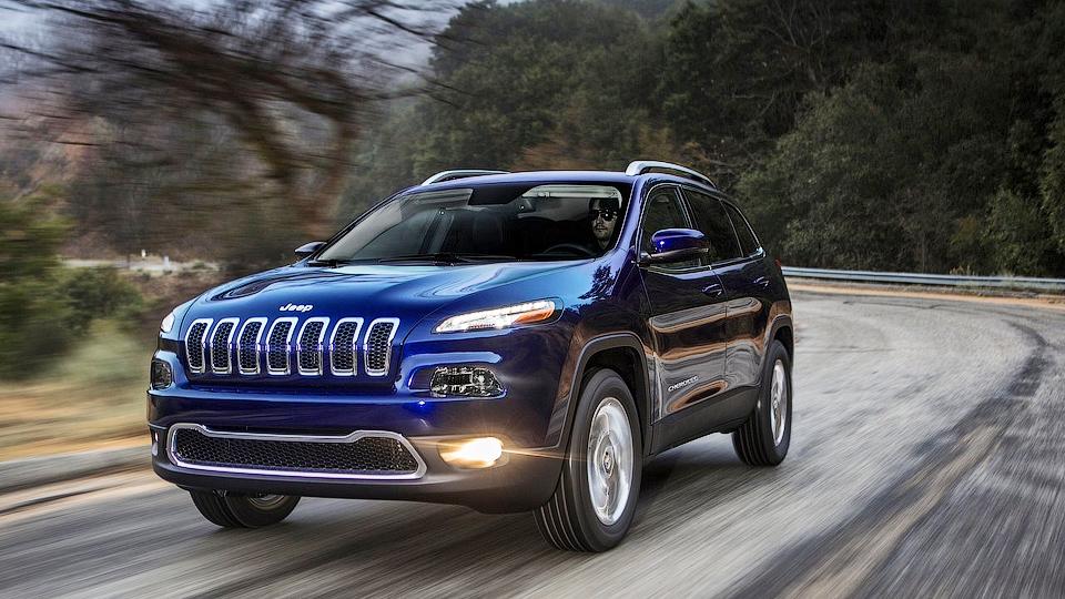 Jeep начал российские продажи Cherokee с дизелем
