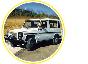 Тест двухметрового прототипа Mercedes, который ездит по компасу, а не по навигации. Фото 4