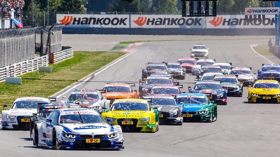 Началась продажа билетов на российские гонки DTM и WTCC