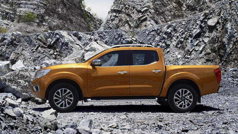 «Мерседес» подтвердил разработку пикапа на базе Nissan Navara