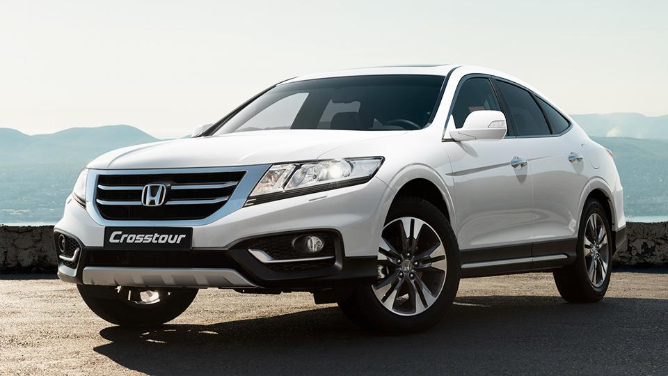 Honda откажется от модели Crosstour