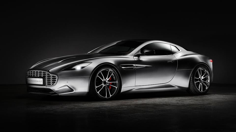 Aston Martin помирился с обвиненным в плагиате дизайнером