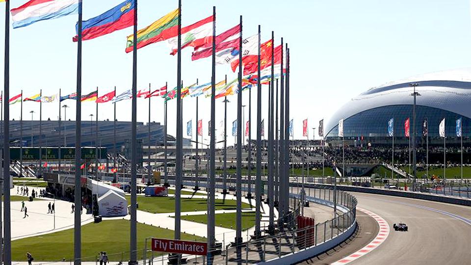 Началась продажа билетов на Гран-при России