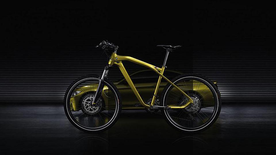 Велосипед выпустят тиражом 500 экземпляров