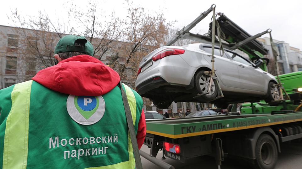Названы самые популярные модели у нарушителей правил парковки