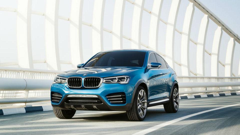Немецкие СМИ узнали o самом маленьком кроссовере BMW