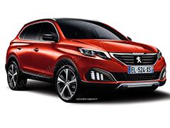 Вседорожник Peugeot 3008 следующего поколения покажут через год