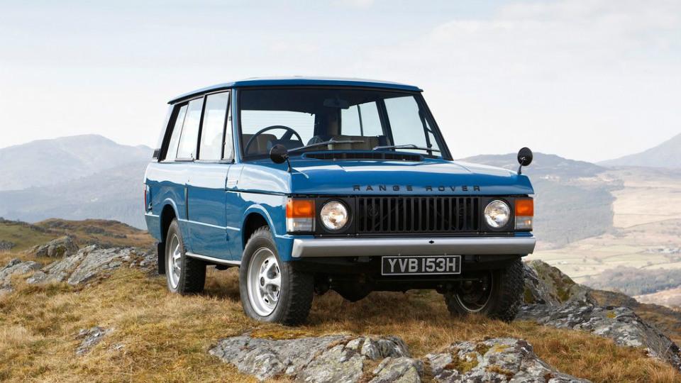 Land Rover откроет подразделение для ремонта классических внедорожников Heritage