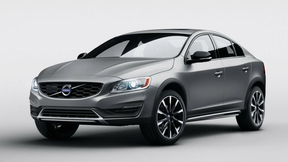 Компания Volvo привезла в Россию вседорожный седан и универсал