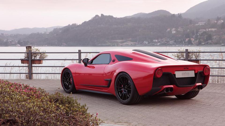 Итальянская компания подготовила к серии суперкар 2500 GT