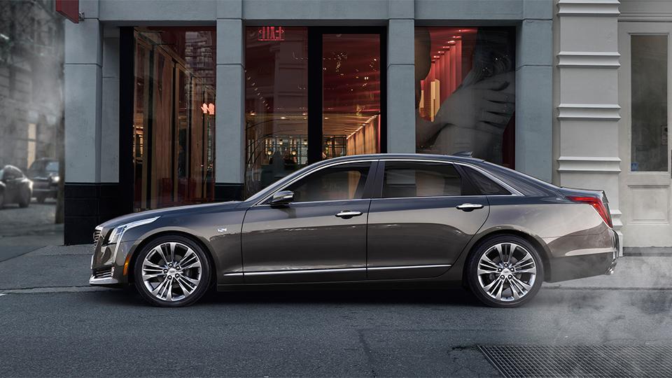 Cadillac разработает «мегамощный» восьмицилиндровый мотор