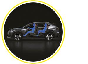 Рассказ о том, как кроссовер Lexus стал ехать, а не только выглядеть  . Фото 1