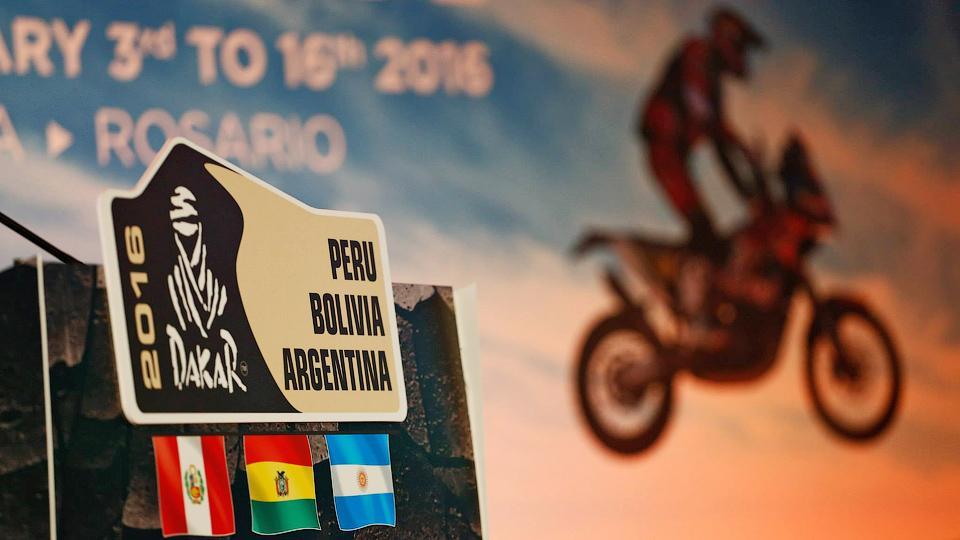 Чили исключили из маршрута «Дакара-2016»