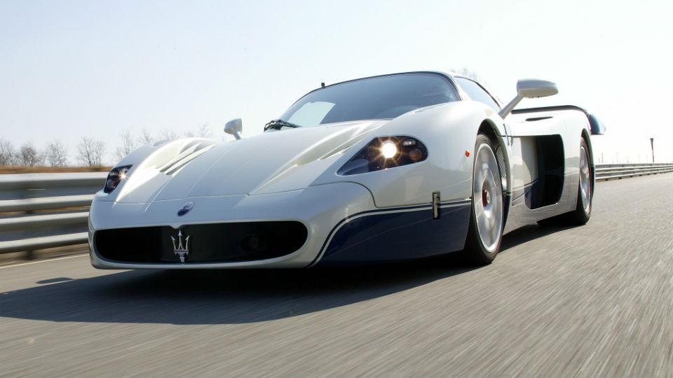 В Maserati вернулись к идее создания суперкара на базе LaFerrari