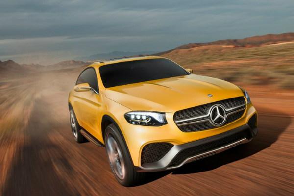 Mercedes-Benz готовит конкурента BMW X4 - Mercedes-Benz
