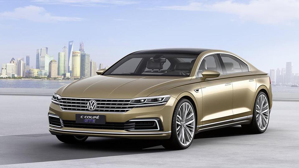 VW заполнит нишу между «Пассатом» и «Фаэтоном» новым седаном